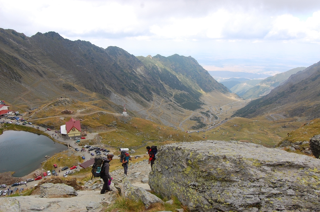 Romania Fagaras Mountains