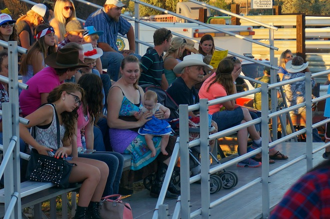 the dalles oregon rodeo30