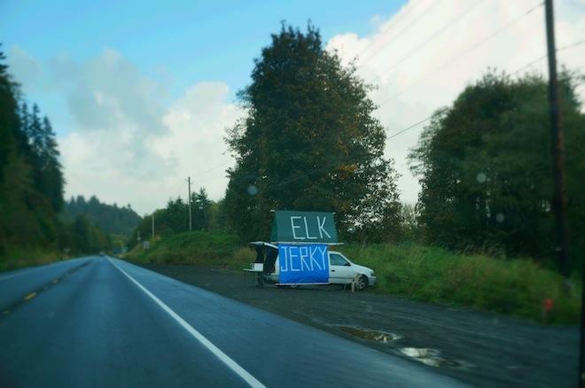 elk jerky Oregon