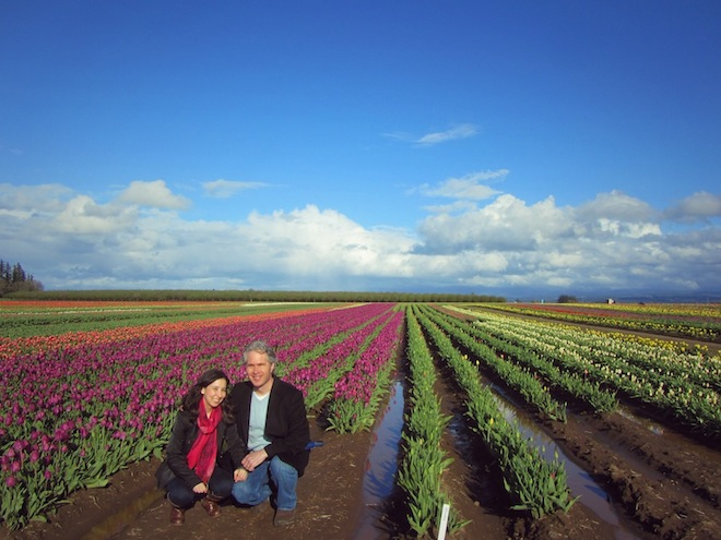 tulip farm oregon josh me
