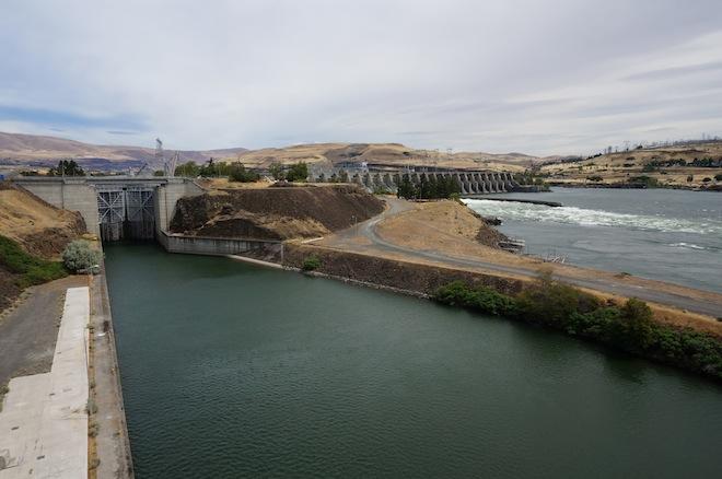 the dalles or bridge dam10