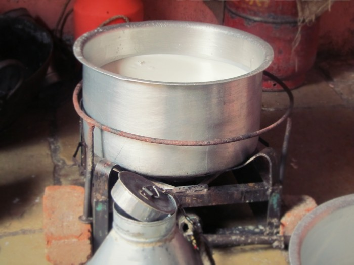milkboiling