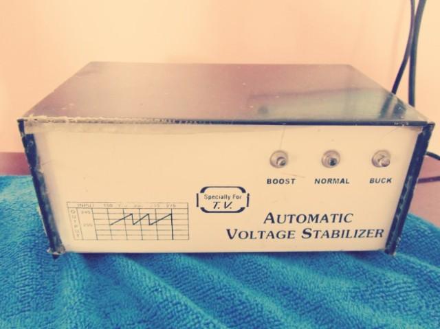 voltagestabilizer
