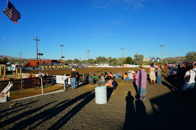the dalles oregon rodeo7