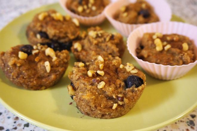 banana muffins paleo8