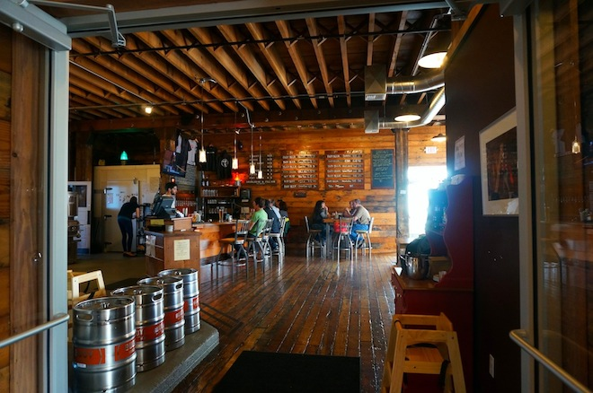 astoria oregon brewery
